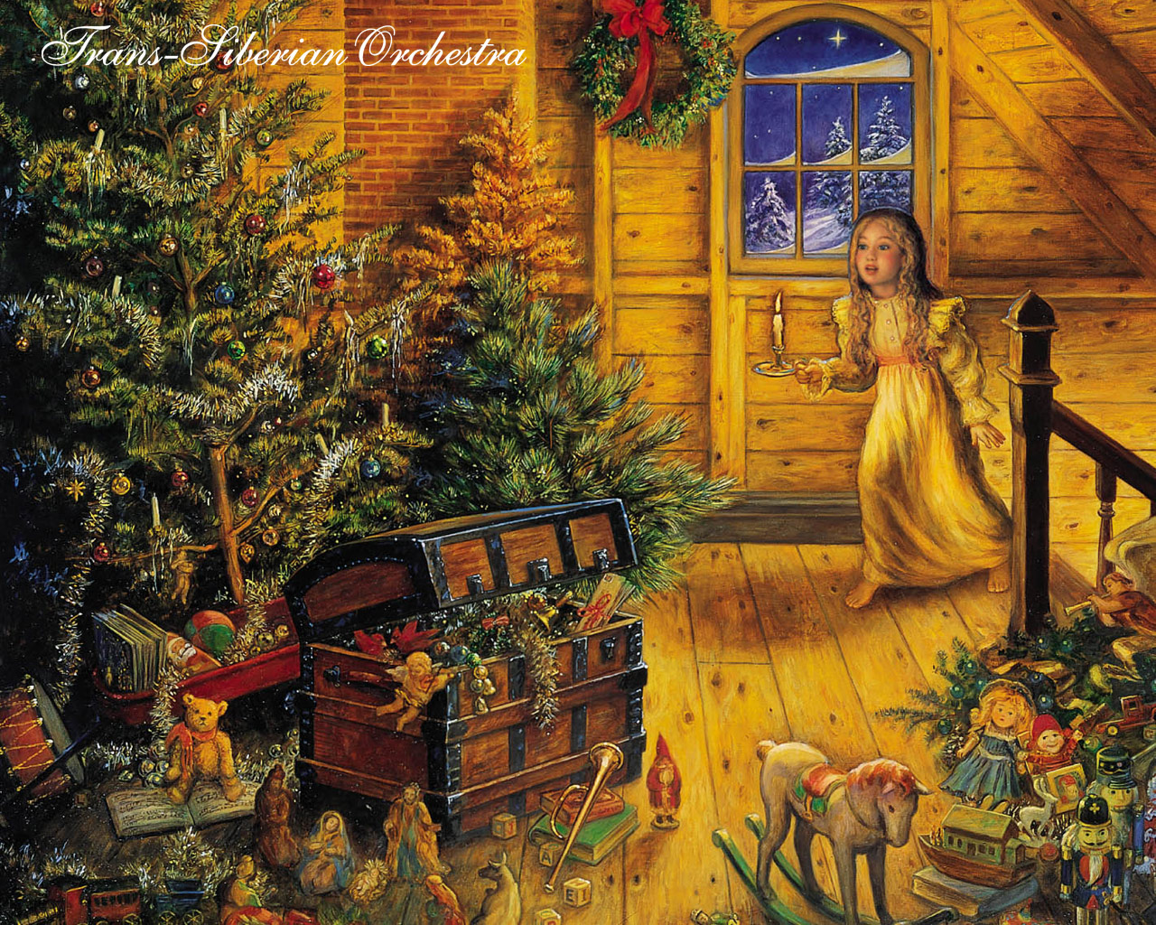 Trans-Siberian Orchestra > Gallery > Downloads