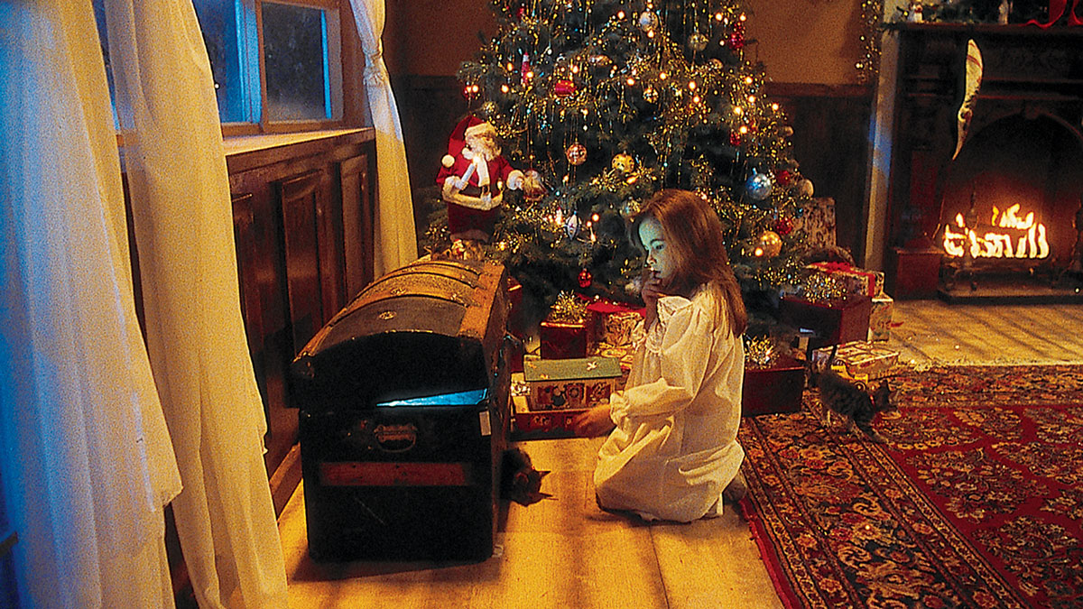Trans-Siberian Orchestra > News > The Christmas Attic Story